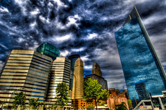 Minneapolis (MDSimages.com) Tags: world city travel sky urban usa west reflection building glass minnesota skyline architecture modern clouds digital america reflections photography design blog nikon midwest media cityscape skyscrapers unitedstates minneapolis engineering planning processing northamerica mid metropolitan hdr cityskyline d300 cs3 cityoflakes millcity photomatix hennepincounty michaelsteighner mdsimages hyliteproductions photomike07 mdsimagescom hylitecom