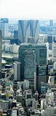 Architecture in Tokyo