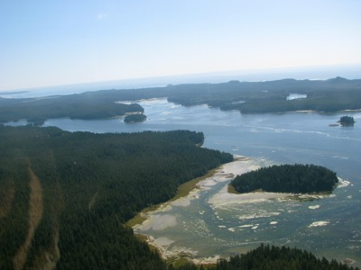 South of Tofino, Vancouver Island