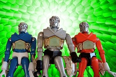 Mego Micronauts: Pharoids, Type 1 Japanese Import Versions (1 of 3) (Alexis Dyer) Tags: art japan angel toy actionfigure japanese star robot photo starwars gun ship display action space borg alien battle galaxy fantasy transformers micro egyptian figure scifi pharaoh sarcophagus laser customized knight warrior rocket sciencefiction cyborg custom tron outerspace universe ultra takara android futuristic tomy mecha droid bot macross palisades mego galactic argonaut micronauts kaiyodo robotech robotic micronaut microman microverse revoltech micropolis  pharoid interchangeables themicronauts  assembleborg henshincybrog