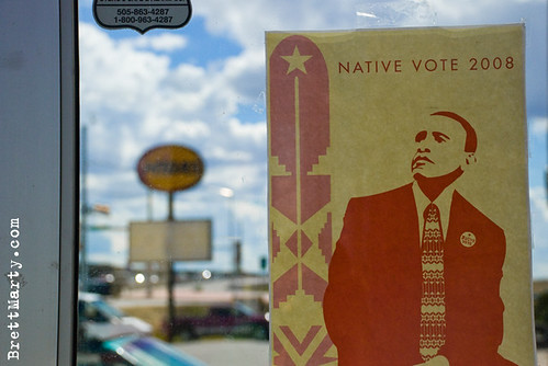 Native Votes - BrettMarty.com