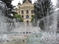 Kosice Fountains