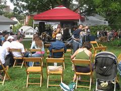 Live Music at Charlottesville Vegetarian Festival