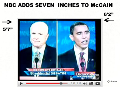 McCain Seven Inches