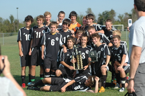 Willard Soccer Fall Classic: Willard Tigers Win Title, defeat Bolivar LIberators
