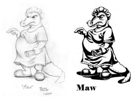 Gator - Maw