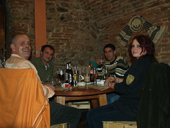 dinner in Sibiu #1