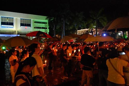 penang candlelight vigil