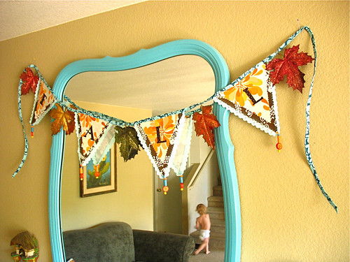 My Fall Garland