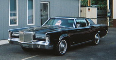 1969 Lincoln Continental Mark III (smaginnis11565) Tags: lincoln luxurycoupe continentalmarkiii 1969lincoln
