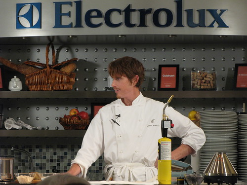 Grant Achatz at the Gourmet Institute