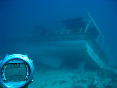 Fei-Lou Wreck at 26 metres