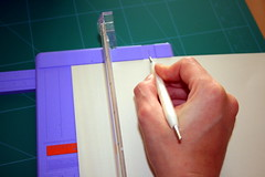 Scoring with a stylus
