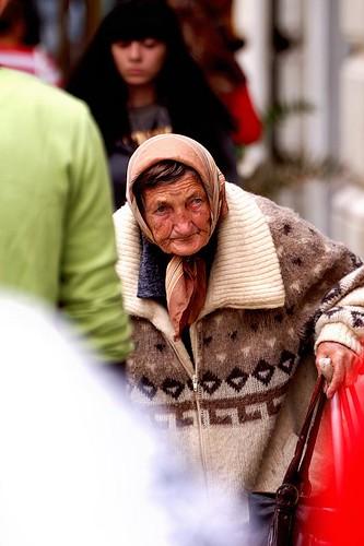 Wisdom in every wrinkle...