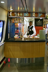 Acela Express Cafe (cliff1066) Tags: 100th acela acelaexpress amtrac amtrak centennial dc loco locomotive railstation railroad railway track train unionstation unionstationcentennial washington washingtondc highspeedtiltingtrain highspeed tiltingtrain sw1000r americanlocomotivecompany alco aunit caboose steam electric diesel bogie boxcar buffer coupler engineer rail mainline railcar rollingstock shunt booster gennie