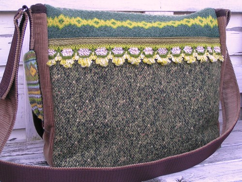 messengerbag, backside
