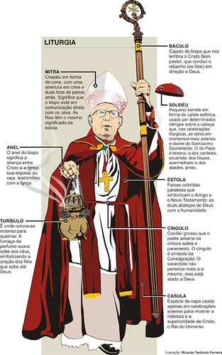 desenho - bispo by ricardoterencio.
