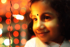 Festival of Lights and Shivani (Light and Life -Murali ) Tags: lights bokeh diwali shivani samruddhi maheshshivani