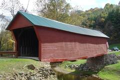 Sinking creek Bridge (DieselDucy) Tags: road bridge creek virginia sony cybershot newport covered va clover dsct1 hollow sinking