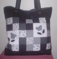 Bolsa Patch-Quadrados (S I C R U P T) Tags: patchwork bolsa quadrados