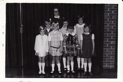 second grade ss