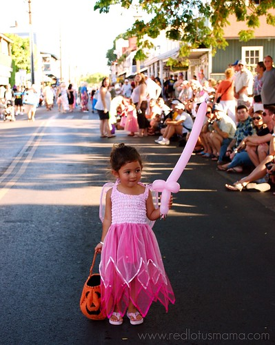 the princess and the parade