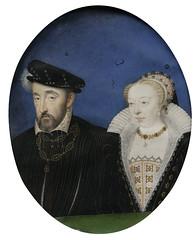 Ritratto di Enrico II di Valois e Caterina de Medici (PortaleRagazzi.it) Tags: arte firenze uffizi