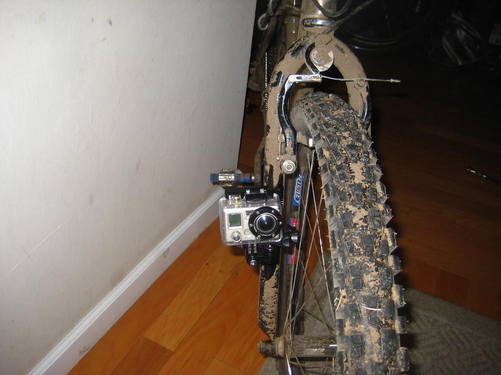 fork mount camera