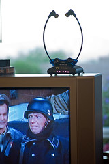 """TV Ears -- """"Save Your Marriage Device"""""""