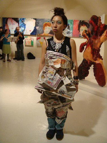 Kumi at Red Gate Gallery