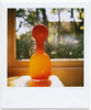 4//365 : orange genie (Leah Reich) Tags: november orange sx70 berkeley thankyou ashley ish 600 bayarea 2008 whois selfportrat ofcourse kinda doyouknow intheworld oftheworld ontheotherside inaustralia iswear alsoknownas project365 iloveashley shedid nondfilter itwastime ifellinlove andyouknowwhat andicantwait glassdecanter becausesheis theabsolutebest andimeantheworld onebluewren withthisamazing shefeatureditonce inapola whenshedecided togoonadventureswithher therewasareflection intheglassarenow forthedecanter tohaveanewhome shewentandsentittome ofmejusttotheleft wherethosestars