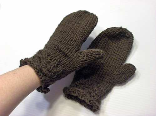 mittens for anna