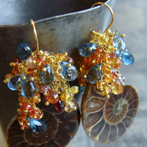 Ancien Earrings...