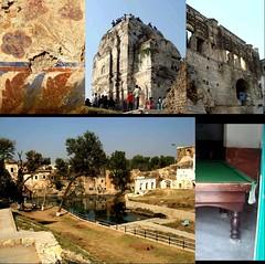 katas raj temples complex - collage (tango 48) Tags: pakistan heritage history temple punjab shiva hindu raj islamabad katas chakwal katasraj katasrajtemple