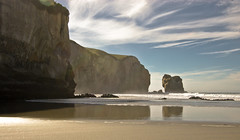 Tunnel Beach Walk Photo