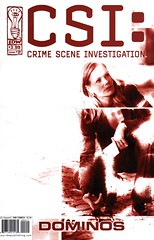Cover to CSI: Crime Scene Investigation: Domin...