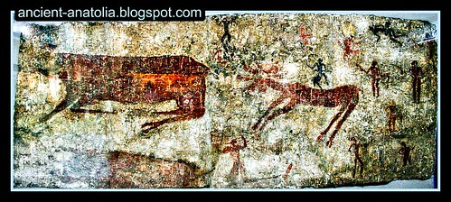 Cave Paintings at Ankara