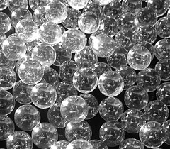 marbles (SmartAnnie (Away)) Tags: blackandwhite bw macro reflections losingmymarbles