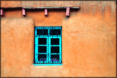 Santa Fe Window (crowt59) Tags: newmexico santafe window wall nikon d300 platinumphoto theperfectphotographer crowt59 rubyphotographer artofimages 1685mmvrii