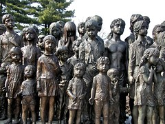 """2003 Czech Republic Lidice """"Memorial to the Children Victims of the War"""" Statue (LBS Images) Tags: 2003 statue republic czech childrens czechrepublic lidice"""