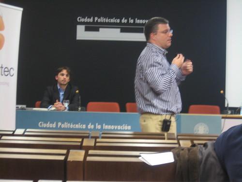 Juan Luis Hotelano, Iniciador Valencia 11/08