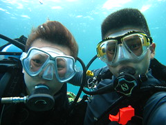 Dive Buddy Angeline