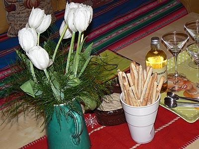 tulipes et fleur de sureau.jpg