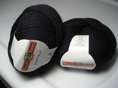 Black Sheffield Yarn