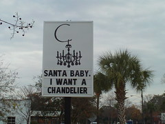 Sign (thisisrobert) Tags: classic sign funny earthakitt candelabras basedonsong
