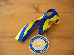 2008-12-06 OUC Half Marathon Medal