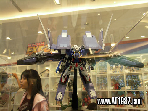 Gundam Expo Thailand 2008: first day