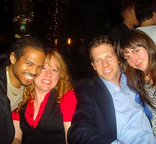 Bill Cammack, Alice Hunt, Jesse Kirshbaum & Jennifer Wright