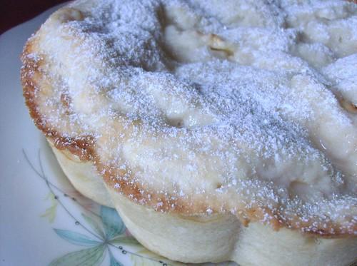 Apple pie alla marmellata di bergamotto