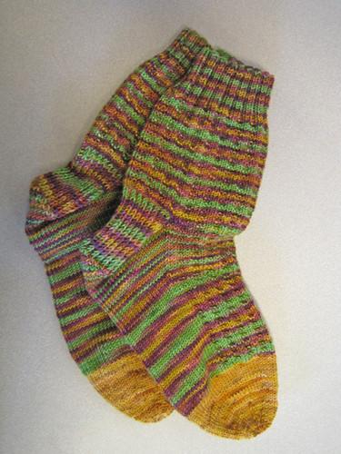 Moss Agate Socks